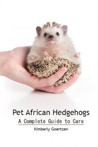 PetAfricanHedgehogsBookCover